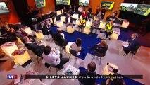 """Laurent Alexandre sur les Gilets Jaunes: """"l'Intelligence Artificielle crée des Gilets Jaunes"""""""