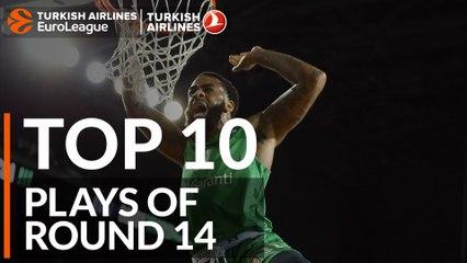 Regular Season, Round 14: Top 10 plays