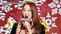 [Special Stage] 3MC(KANG  SEUNGYOON X MARK X MINA) - SNOW + Mistletoe + Santa Claus Is Coming To Town  , 3MC (강승윤X마크X미나) 눈 + Mistletoe + Santa Claus Is Coming To Town Show Music core 20181222