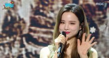 [Special Stage] EXID Solji -  Have yourself a merry little christmas ,  EXID 솔지 - Have yourself a merry little christmas Show Music core 20181222