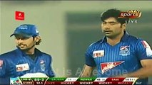 Mohammad Sami 5-14 today including a hat-trick for Karachi