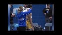 Un arbitre scandalise en faisant couper les dreads d'un lycéen en plein tournoi