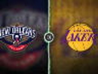 LeBron James notches third triple-double in Lakers win over Pelicans