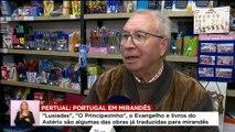 Pertual: Portugal em Mirandês / uma língua quase  esquecida em Portugal