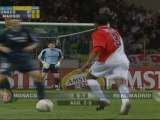 Ludovic Giuly - As Monaco Vs Real Madrid (2003-04) Volley