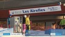 Vacances : premières glisses dans les Pyrénées