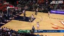 William & Mary vs. Virginia Basketball Highlights (2018-19)