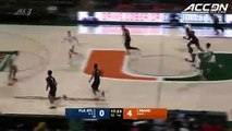 Florida Atlantic vs. Miami Basketball Highlights (2018-19)