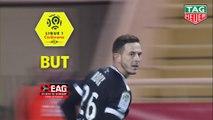 But Nolan ROUX (75ème) / AS Monaco - EA Guingamp - (0-2) - (ASM-EAG) / 2018-19