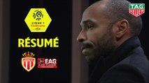 AS Monaco - EA Guingamp (0-2)  - Résumé - (ASM-EAG) / 2018-19