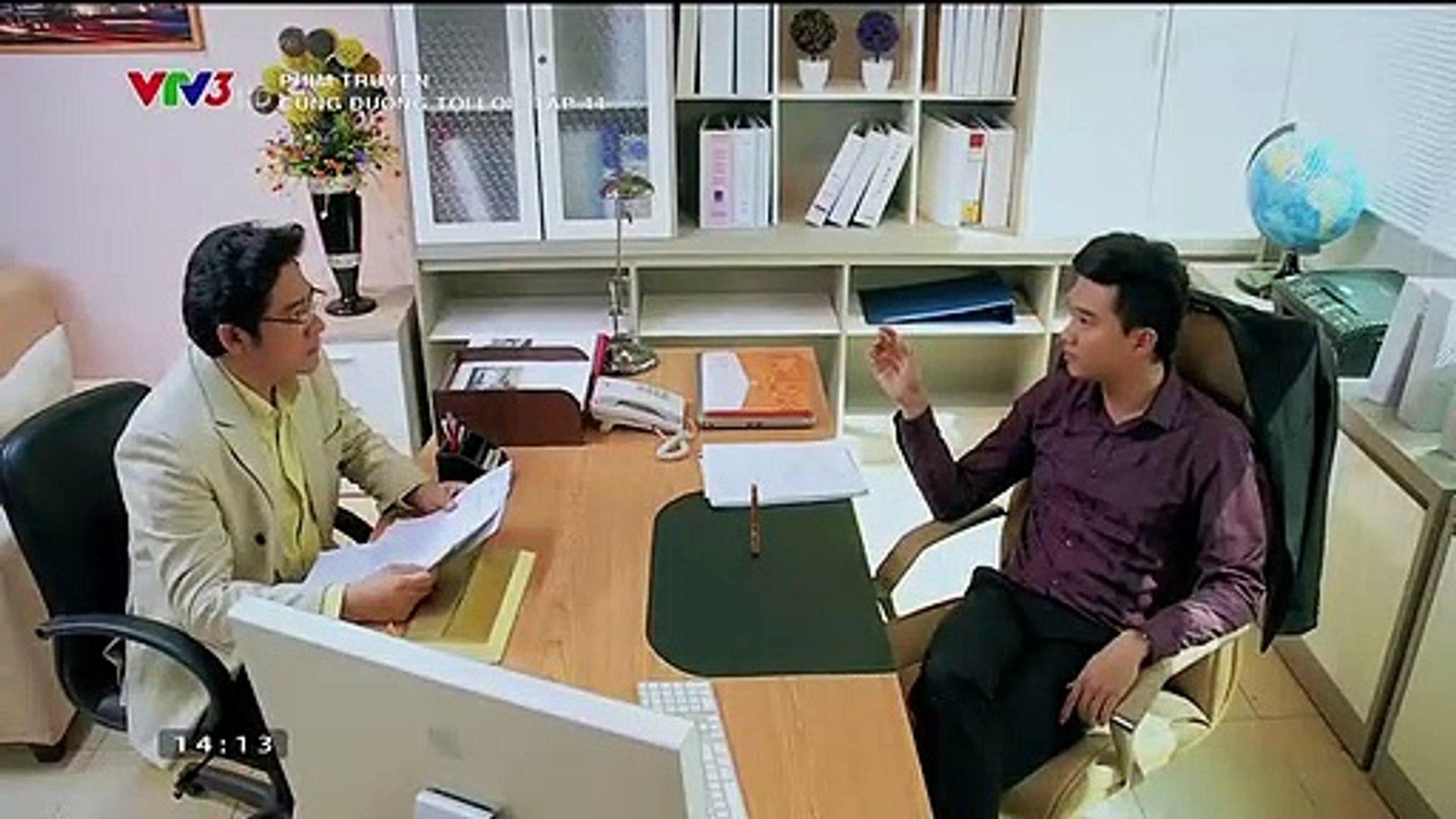 Cung Đường Tội Lỗi Tập 44 - (Bản Chuẩn Full - Phim Việt Nam VTV3) - Cung Duong Toi Loi Tap 44 - Cung