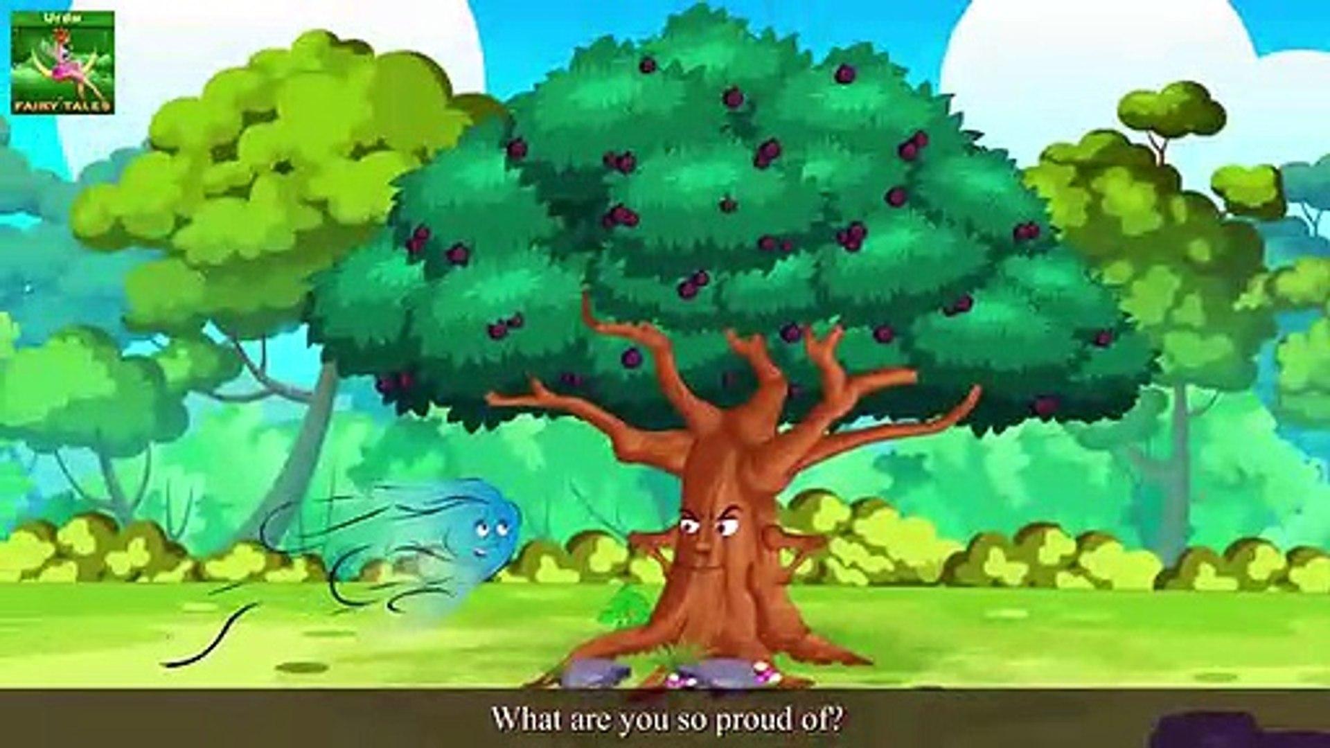 فخر کا درخت - Proud Tree in Urdu - Urdu Story - Urdu Fairy Tales