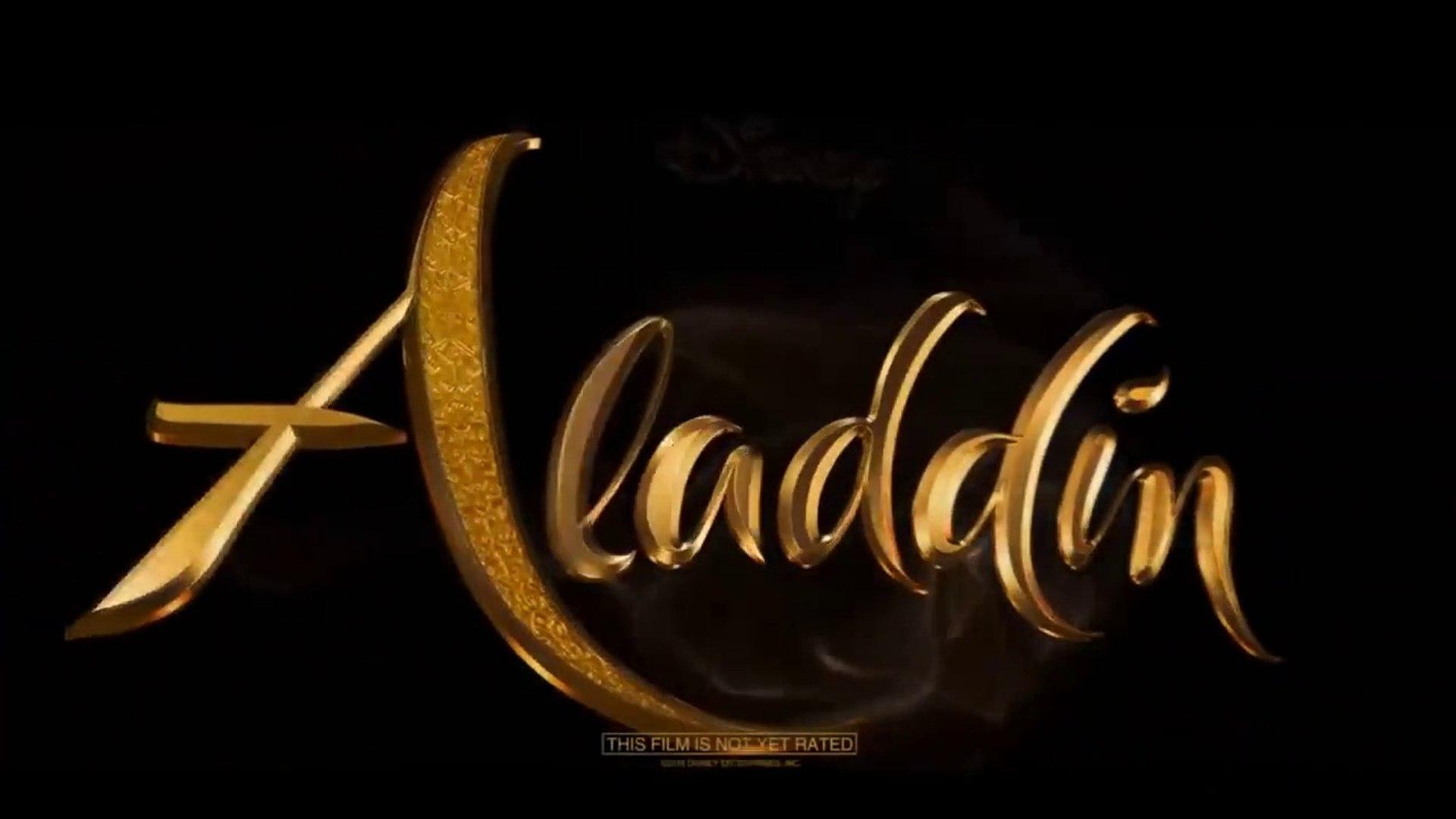 ALADDIN Official Trailer #2 [HD] Billy Magnussen, Will Smith, Naomi Scott