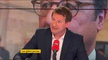 """Yannick Jadot : """"Il est temps que chacun reprenne ses esprits, que les responsables politiques jouent l'apaisement"""""""