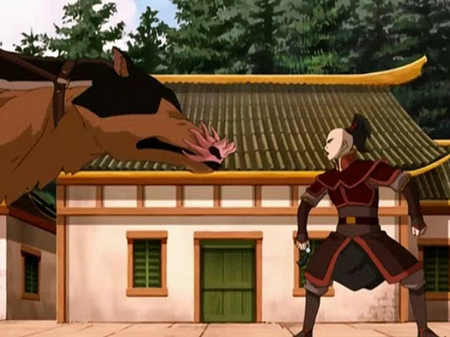 Avatar The Last Airbender Book 1 Water E15 Bato of the Water Tribe