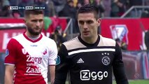 Eng VO: AFC Ajax beat FC Utrecht 3-1 in Dutch Eredivisie