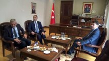 Ankara Valisi Vasip Şahin'den Kahramankazan'a ziyaret