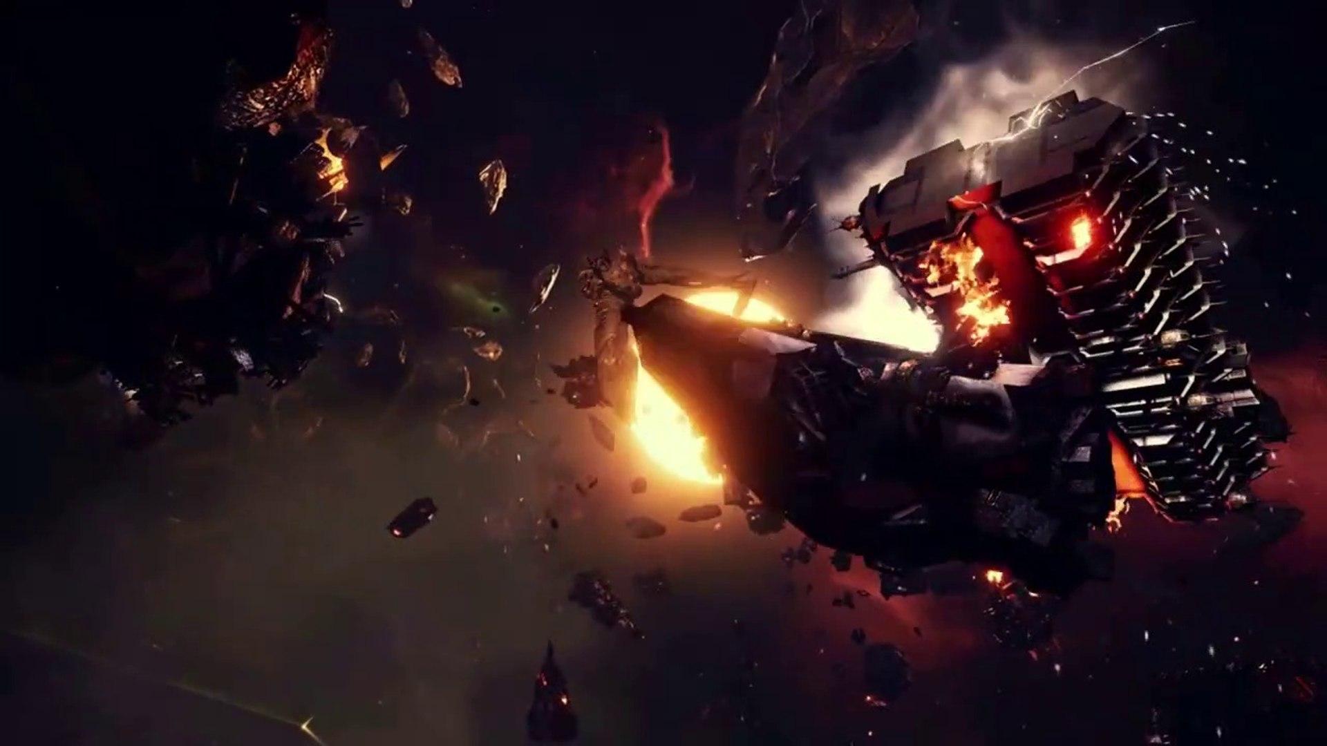 best moments trailers Battlefleet Gothic Armada part 2