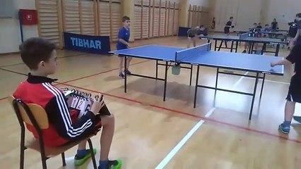 "Stolni tenis STK ""Strmac"" (Kadetska liga) Video autor: STK ""Lipa"""