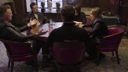 Iggy Pop - Matt Wilkinson Meets Iggy Pop & Joshua Homme