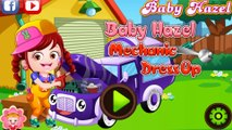 Mechanic Dress Up Games   Best Fun Play Games for Children's   Baby Hazel Games