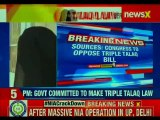 Triple talaq bill debate Parliament Winter Session: Congress says bill should be sent to select committee