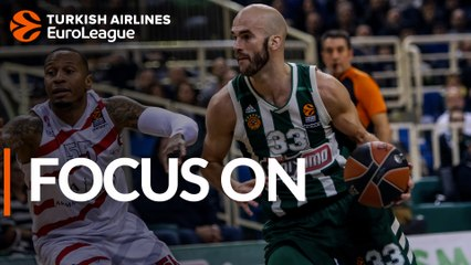 Focus on: Nick Calathes, Panathinaikos OPAP Athens