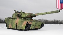 US Army to get new armored tanks for light infantry