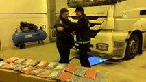 Narkotik polisinden Sırbistan-Bulgaristan sınırda operasyon - İSTANBUL