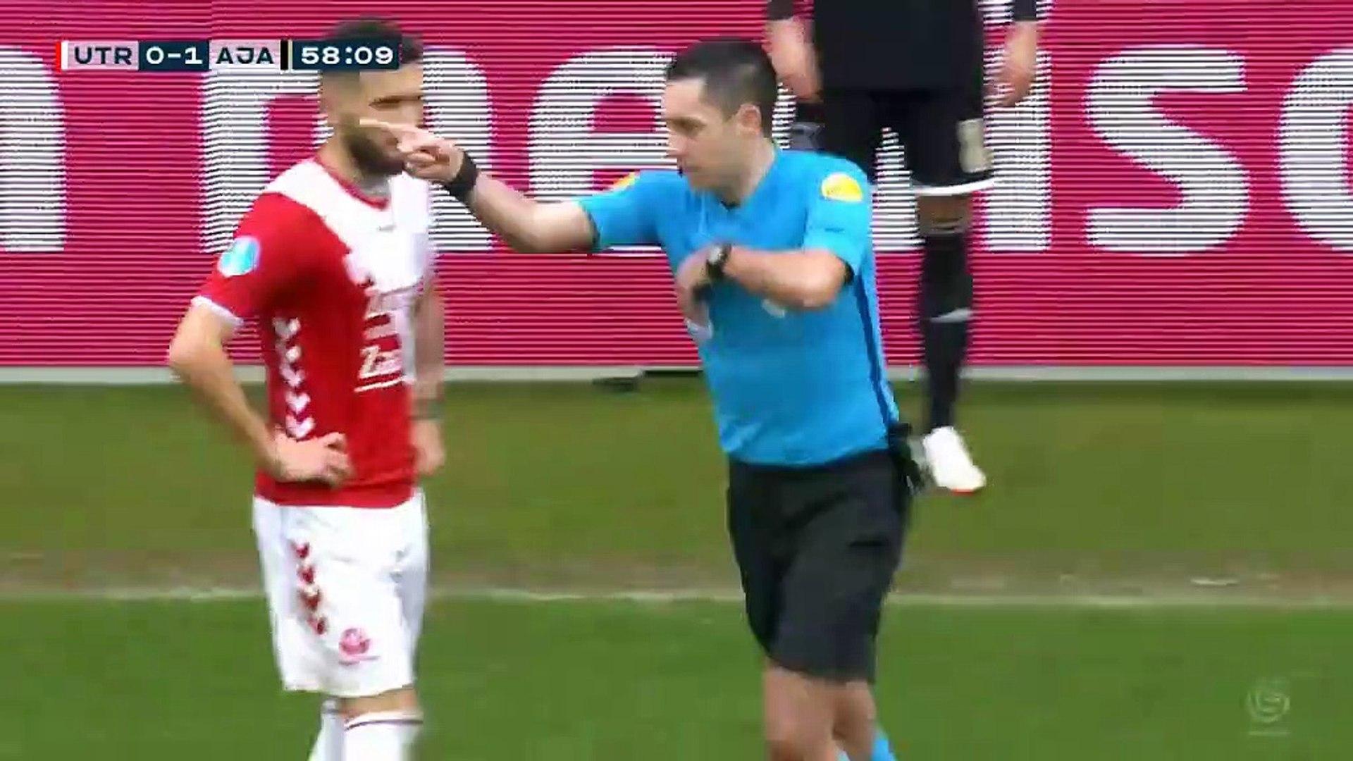 Utrecht 1-3 Ajax (Maç özeti