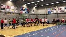 Volley - Coupe du Hainaut : la balle de match de Saint-Luc Mons contre Farciennes