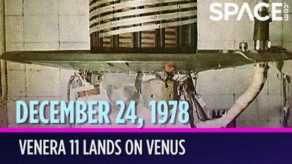 OTD in Space - Dec. 24: Venera 11 Lands on Venus