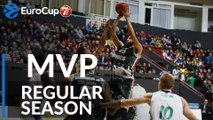 Regular Season MVP: Pierria Henry, UNICS Kazan