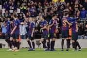 FC Barcelone  : le bilan de la première partie de saison