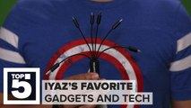 Iyaz's favorite gadgets and tech of 2018 (CNET Top 5)
