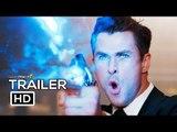 MEN IN BLACK 4: INTERNATIONAL Official Trailer (2019) Chris Hemsworth, Tessa Thompson Movie HD