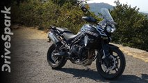2018 Triumph Tiger 800 XRx: Walkaround Review, Engine Specs And Features — Explained