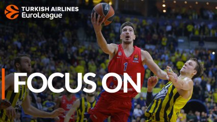 Focus on Nando De Colo, CSKA: 'You know the pressure is always here'