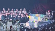 BTS REACTION TO HONG JIN YOUNG(ホンジニョン)『GOODBYE (TANGO VER.)』181201 MMA【防弾少年団 BTS x ブルピン BLACKPINK x MOMOLAND x WANNA ONE】ver.1