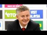 Cardiff 1-5 Manchester United - Ole Gunnar Solskjaer Post Match Press Conference - Premier League
