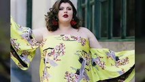 Amazing city's fashion style with gorgeous fashion model - latest plus size fashion #40