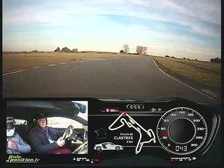 Votre video de stage de pilotage B000031118POPO0057
