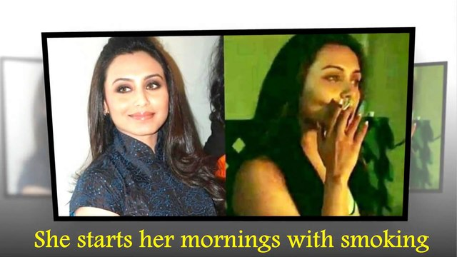 very latest Indian celebrities their story!!Bad Habits of Bollywood Celebrities