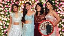 Kapil Ginni Reception: Shakti Mohan, Mukti Mohan, Kriti Mohan & Neeti Mohan look classy| Boldsky