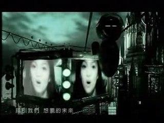 Angela Zhang张韶涵 - Aurora欧若拉(MTV)