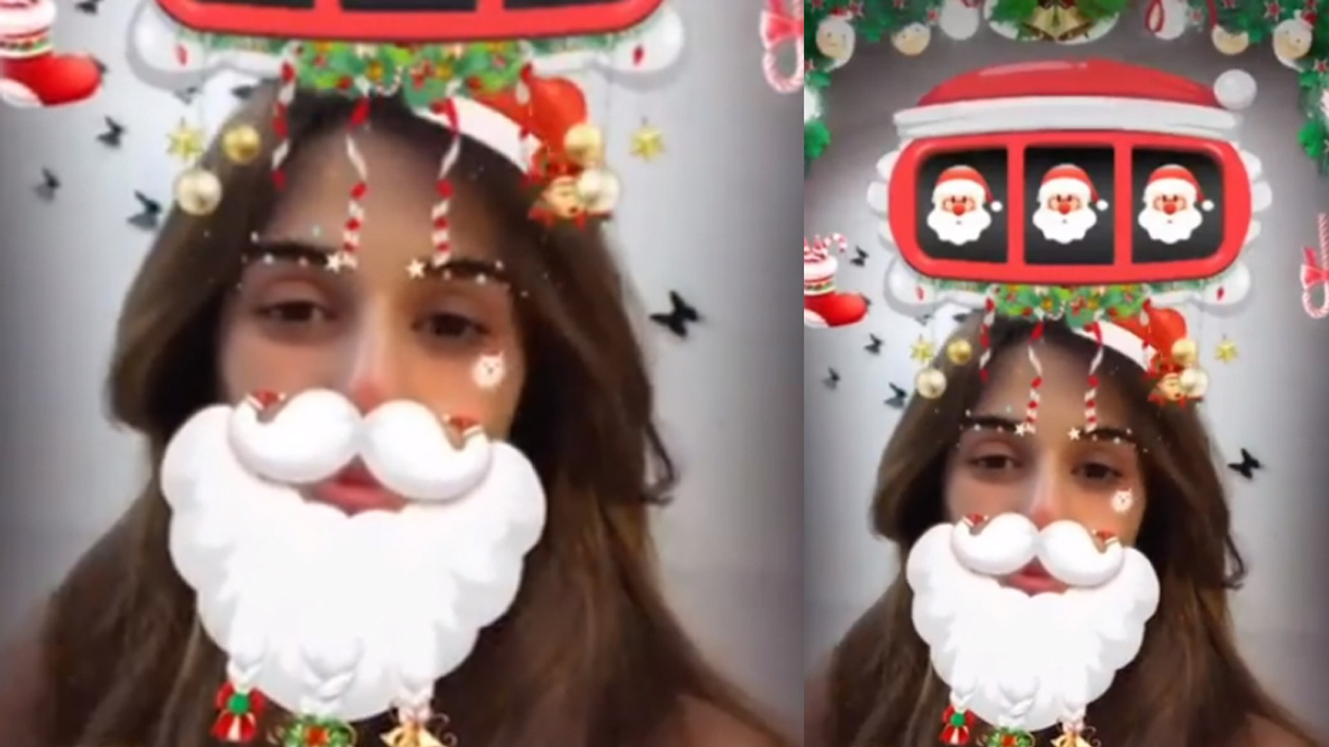 Disha Patani looks super CUTE in her Santa Claus look on this Christmas; Must Watch | Boldsky