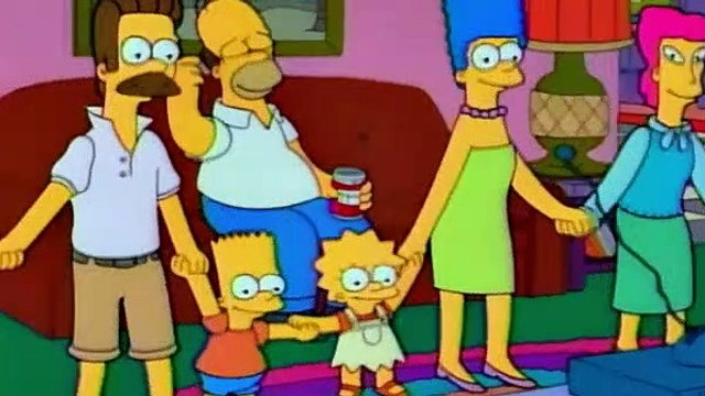 The Simpsons S03E24 Brother Can You Spare Two Dimes
