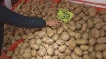 Tarlada 1 Lira 50 Kuruş Olan Patates Markette 4 Lira