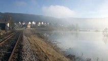 Haut-Doubs : le val de Morteau sous l'eau