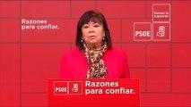Valoración del PSOE del dicurso del Rey
